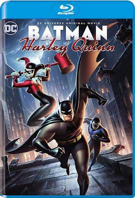 Batman And Harley Quinn 2017 BD25 Latino