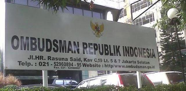 Dua Pimpinan Ombudsman Positif Corona, 5 Negatif, Dan Dua Belum Tes