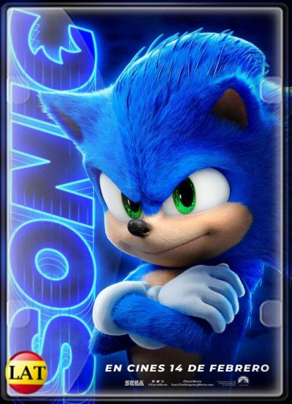 Sonic: La Película (2020) DVDRIP LATINO