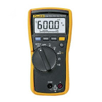 Digital Multimeter, Fluke, Fluke 114