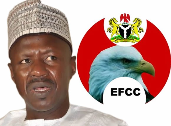 Ex-governors under probe plant spies in EFCC