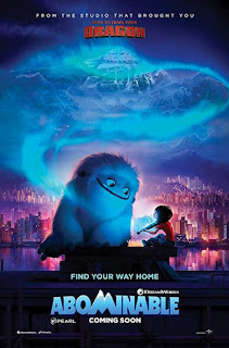 Abominable First Look Poster 2