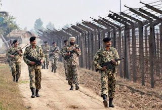 India plans five-layer 'lock' for Pakistan border