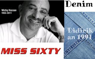 Biografi dan Sejarah Merek Miss Sixty Denim