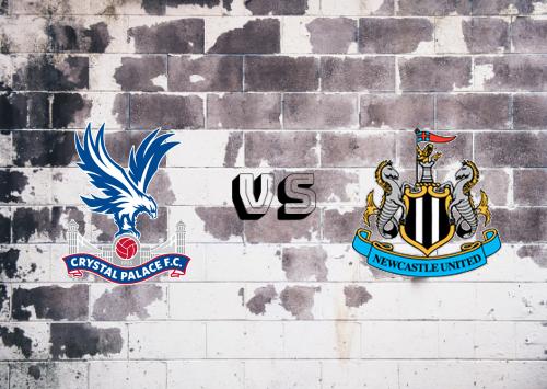 Crystal Palace vs Newcastle United  Resumen