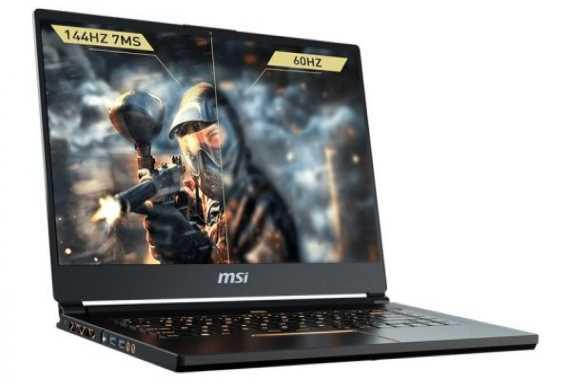 Rekomendasi Laptop Terbaik MSI GS65 Stealth