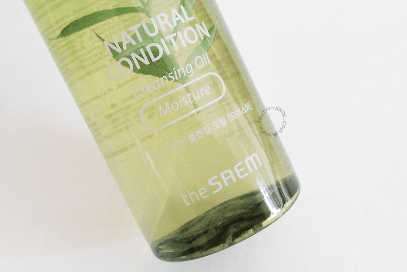 review-the-saem-natural-condition-cleansing-oil-moisture