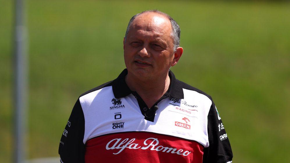 Vasseur elogiou a importância da marca Alfa Romeo