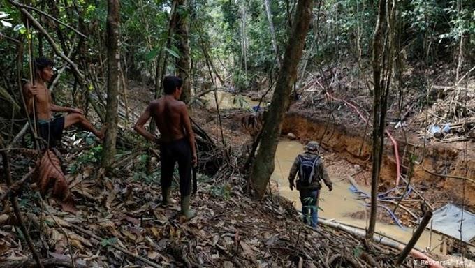 Governo Federal autoriza envio da Força Nacional para reserva Yanomami