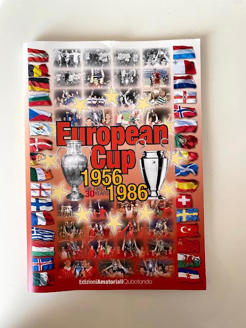 Album European Cup Qubotondo