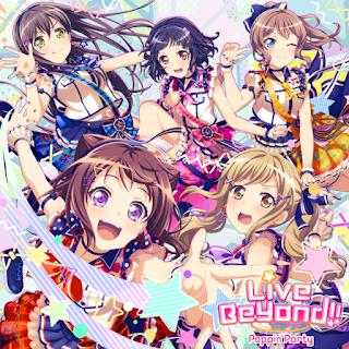 BanG Dream!: Poppin'Party – Live Beyond!! (Single) Bokutachi no Remake OP