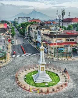 Travel Surabaya Jogja PP