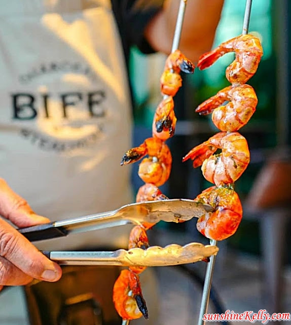 BIFE Charcoal Steakhouse, BIFE Charcoal Steakhouse Buffet, The LINC KL, Affordable Meat Buffet, Cheap Buffet in KL, Food