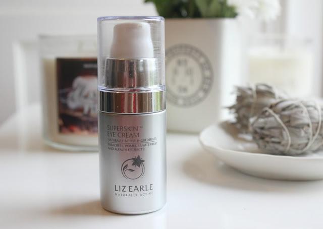 Liz Earle Superskin Eye Cream Review