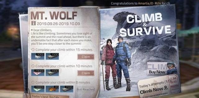 LifeAfter Guide and Tips Mt. Wolf Summit