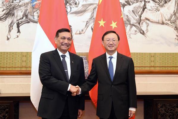 Menko Luhut soal Dituding jadi Agen China: Biar Saja, Saya Hanya Ingin Mengabdi