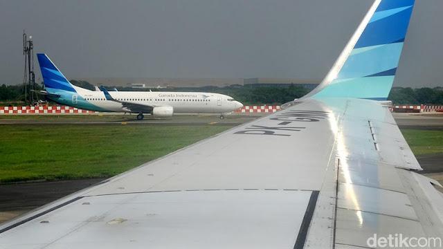 Posting soal Terorisme di Facebook, Pilot Garuda Indonesia Dinonaktifkan