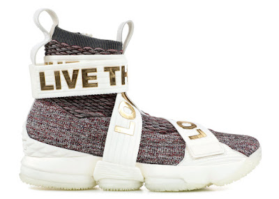 KITH X LEBRON LIFESTYLE 15 STAINED GLASS