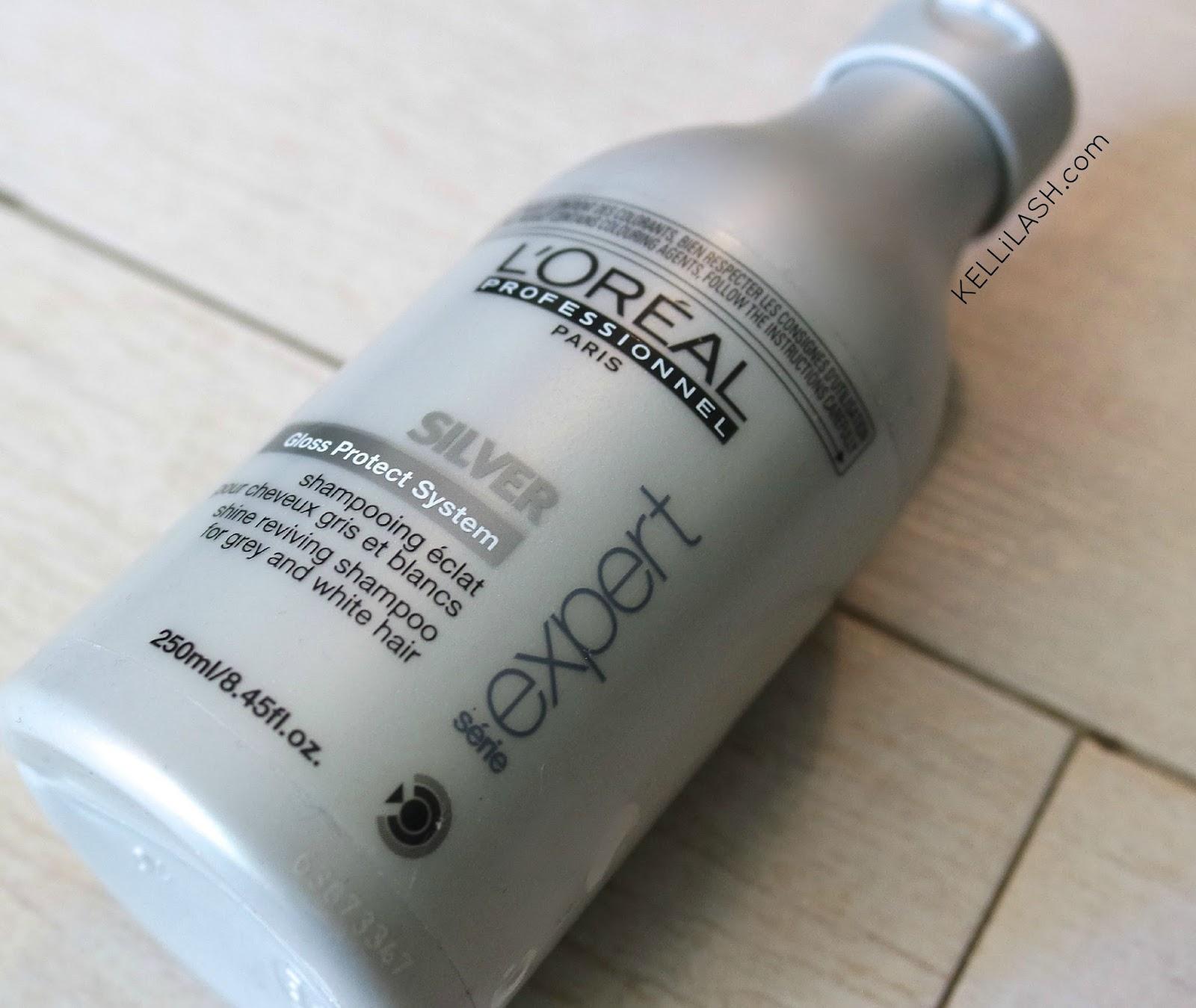 Purple Shampoo  Loral Professionnel Expert Silver -8429
