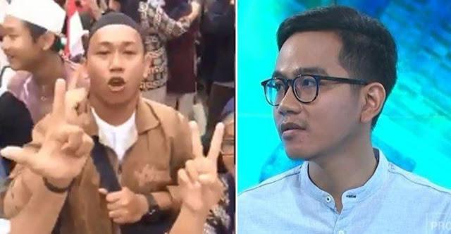 Viral Video Pria Ingin Penggal Kepala Jokowi, Gibran Rakbuming: Semoga Bapak Diberikan Pintu Maaf