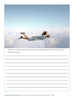 May 2021 Motherhood Writing Prompts Free Instant PDF Download