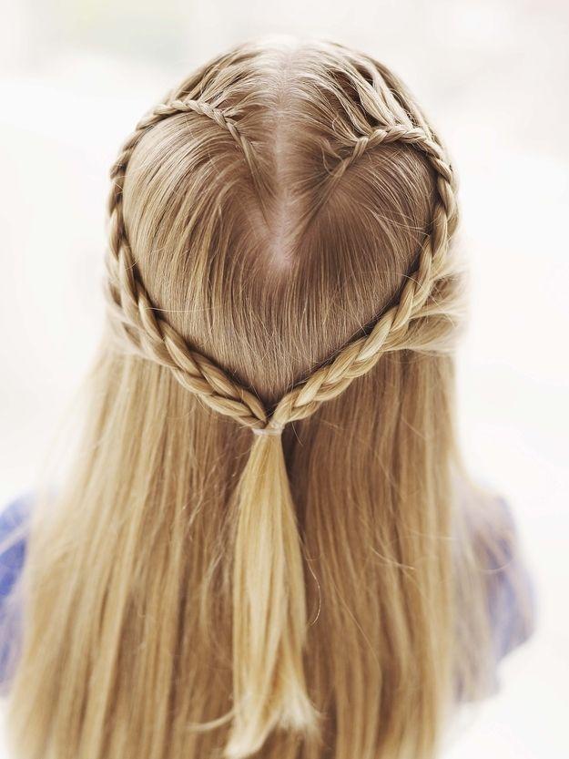 Súper fácil peinados con trenzas pelo largo Imagen de estilo de color de pelo - La moda en tu cabello: Cortes de pelo largo y peinados con ...