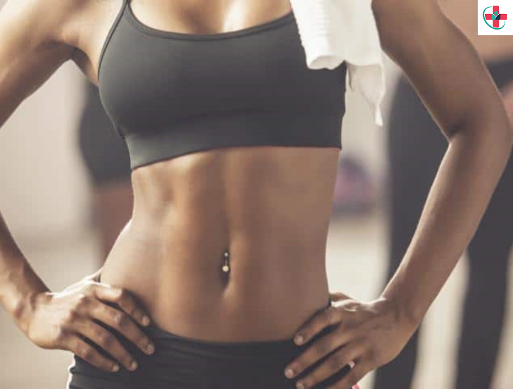 Reasons why your abs are not visible and tips for great female abs