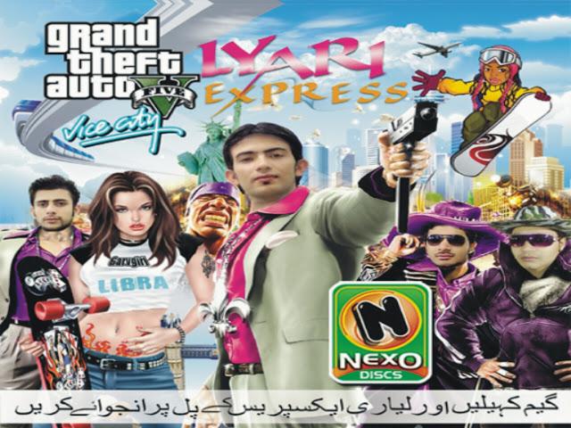 GTA Lyari Express - Free Download | PC Game