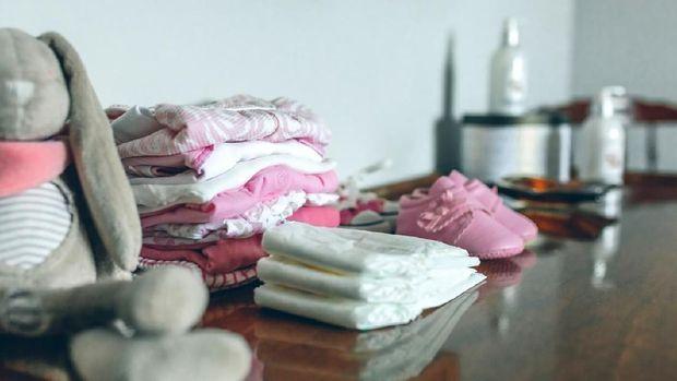 Ini Daftar Kebutuhan Bayi Baru Lahir