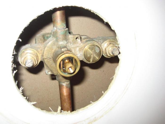 How To Install Moen Shower Valve. Shower Faucet ...