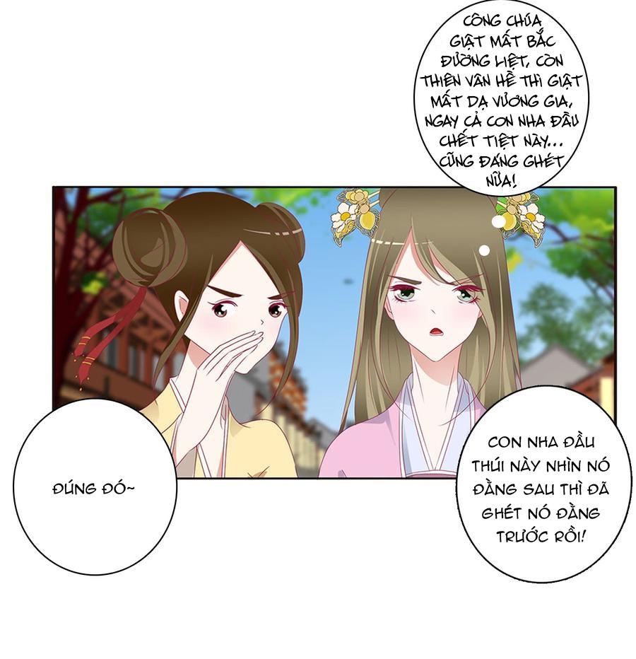 Thông Linh Phi Chapter 533 - Trang 17