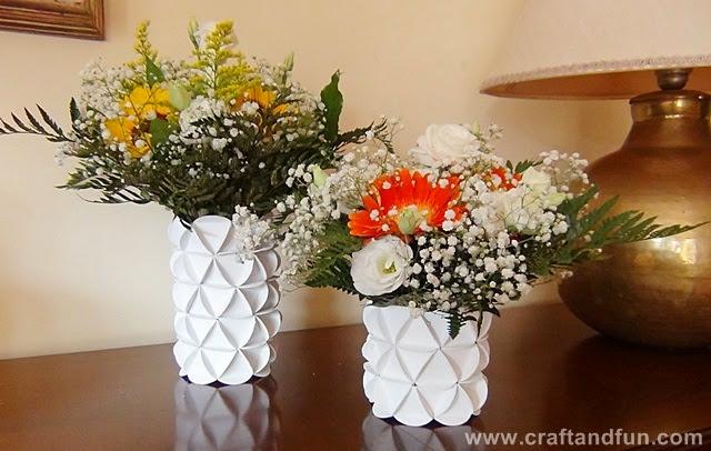 artesanato com reciclável