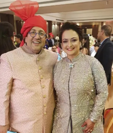 Ranveer Allahbadia father and mother