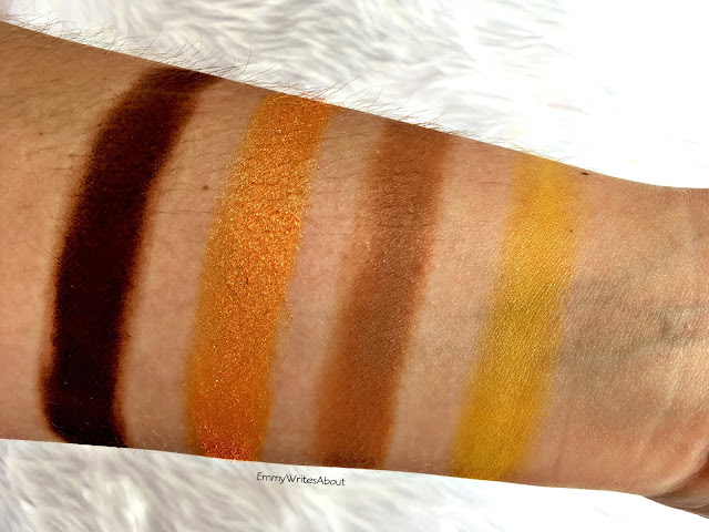 ColourPop Yes Please Eyeshadow Palette Swatches