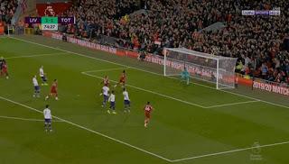 اهداف مباراة ليفربول وتوتنهام (2-1) الدوري الانجليزى