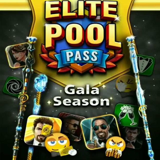 Gala Season 8 ball pool