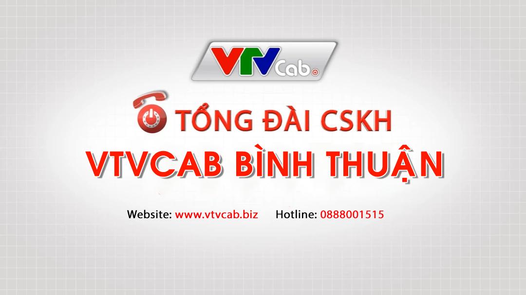 VTVCab Bình Thuận - Chi nhánh truyền hình cáp Việt Nam