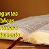 Preguntas Bíblicas del Nuevo Testamento