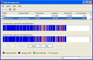 Disk Defragmenter- Manfaat, Penjelasan, Proses, Dampaknya