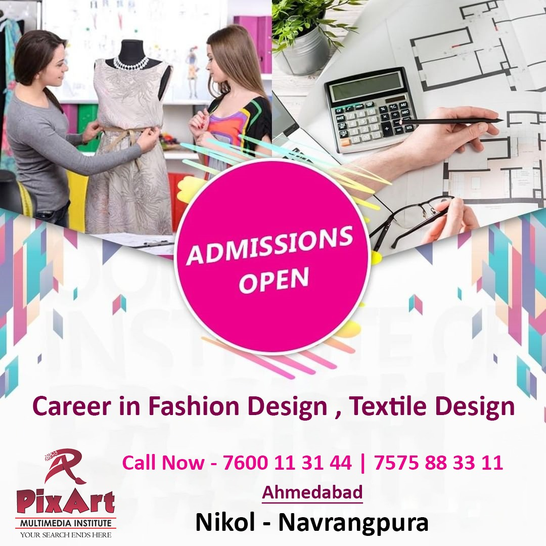 Fashion Design Course In Ahmedabad