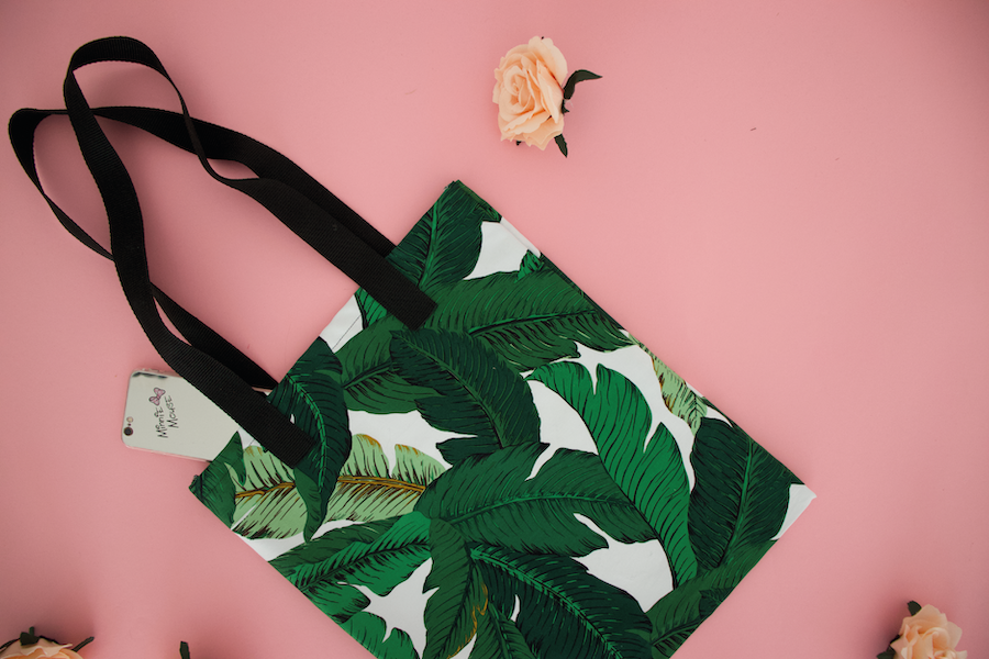how to canvas tote bag