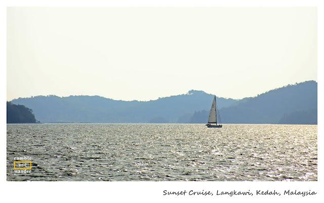 Malaysia: Langkawi Sunset Cruise | Ramble and Wander