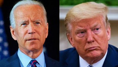 No one blamed Joe Biden, when Ebola stuck West Africa but Americans are blaming Donald Trump for the coronavirus pandemic