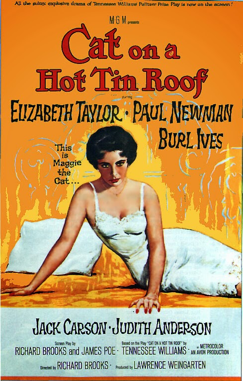 Cat On A Hot Tin Roof Gay 83