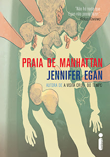 Praia de Manhattan / Jennifer Egan