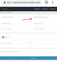 How To Track Western Union Money Online With Or Without MTCN