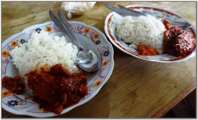 Nasi Bali Tersenyum;10 Top Kuliner Jombang;