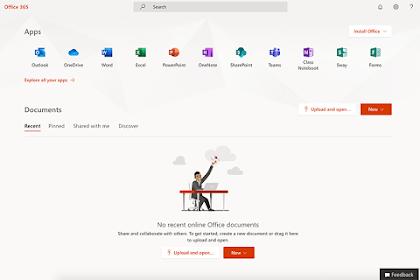 Mengenal Microsoft Office 365 dan Manfaatnya Untuk Berbagai Kebutuhan