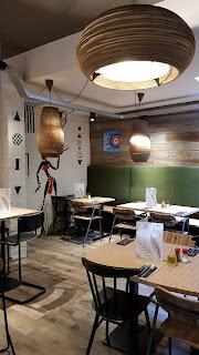 déco intérieure restaurant