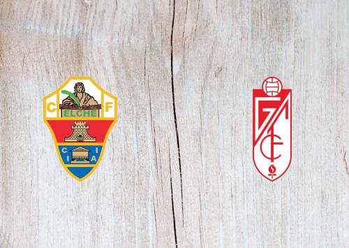 Elche vs Granada -Highlights 13 December 2020